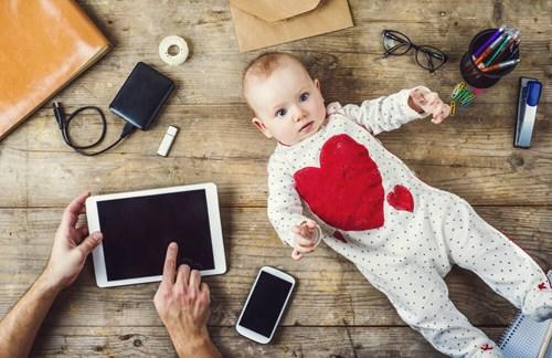 Технології не впливають на психіку дітей