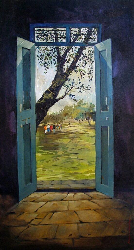 Двері тих, хто чекає, завжди відкриті.